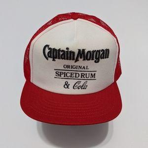 Vintage Captain Morgan Rum Snapback
